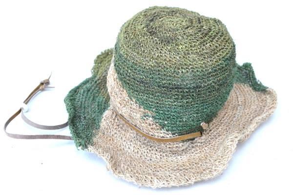 GO HEMP帽子
